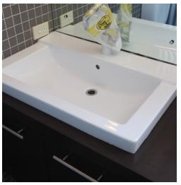 Enjoy the difference of a Hand Basin Resurface & Basin Repair by Mend A Bath Australia - Perth