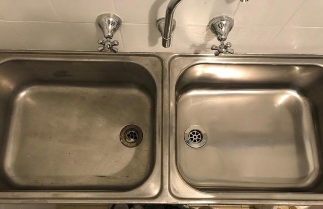 Enjoy the difference of a Sink Resurface & Sink Polish by Mend A Bath Australia - Perth