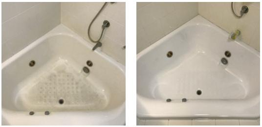Enjoy the difference of a Spa Bath Resurface & Spa Bath Repair by Mend A Bath Australia - Perth